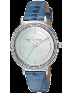 Chic Time   Montre Femme Michael Kors Cinthia MK2661 Bleu    Prix : 159,00€