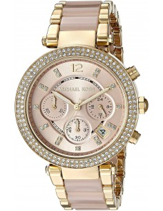 Chic Time | Montre Femme Michael Kors Parker MK6326 Or  | Prix : 207,20 €