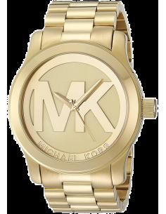 Chic Time | Montre Femme Michael Kors Runway MK5786 Bracelet en acier doré  | Prix : 245,65€