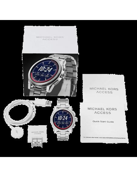 Chic Time   Montre Connectée Michael Kors Access Grayson MKT5025    Prix : 529,00€