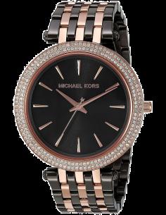 Chic Time | Montre Femme Michael Kors Darci MK3584 Or Rose  | Prix : 167,40€