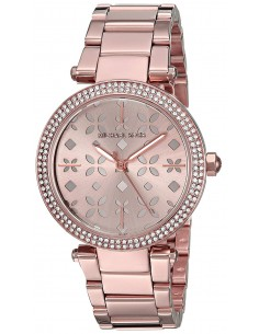 Chic Time | Montre Femme Michael Kors Parker MK6470 Or Rose  | Prix : 159,00 €