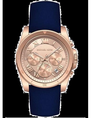 Chic Time | Montre Femme Michael Kors Brecken MK2634 Bleu  | Prix : 179,00€