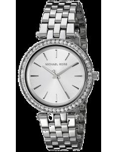 Chic Time | Montre Femme Michael Kors Mini Darci MK3364 Bracelet en acier inoxydable argenté  | Prix : 211,65€