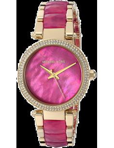 Chic Time | Montre Femme Michael Kors Parker Pavé MK6490  | Prix : 249,99€