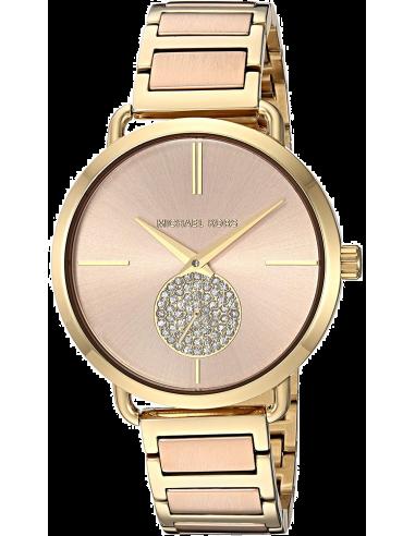 Chic Time | Montre Femme Michael Kors Portia MK3706 Ornée de brillants  | Prix : 211,65€