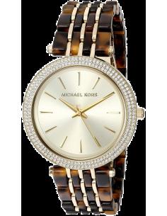Chic Time | Montre Femme Michael Kors Darci MK4326 Marron  | Prix : 269,10€