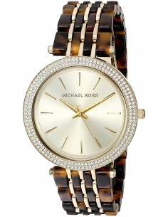 Chic Time | Montre Femme Michael Kors Darci MK4326 Marron  | Prix : 269,10 €