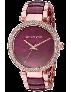 Chic Time | Montre Femme Michael Kors Parker MK6412 Or Rose  | Prix : 223,20€