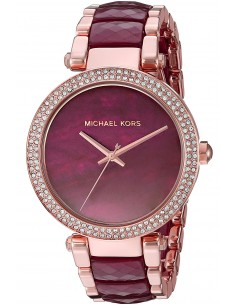Chic Time | Montre Femme Michael Kors Parker MK6412 Or Rose  | Prix : 223,20 €