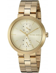 Chic Time | Montre Femme Michael Kors MK6408 Or  | Prix : 257,10 €