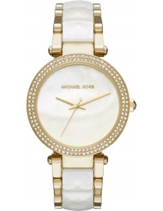 Chic Time | Montre Femme Michael Kors Parker MK6400 Or  | Prix : 251,10 €