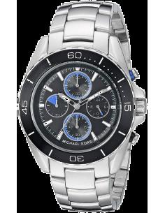 Chic Time | Montre Homme Michael Kors JetMaster MK8462 Argent  | Prix : 149,90€