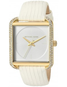 Chic Time | Montre Femme Michael Kors MK2600 Blanc  | Prix : 149,90€
