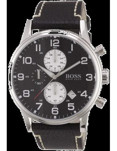 Chic Time | Montre Homme Hugo Boss Sport 1512569 Noir  | Prix : 269,10€