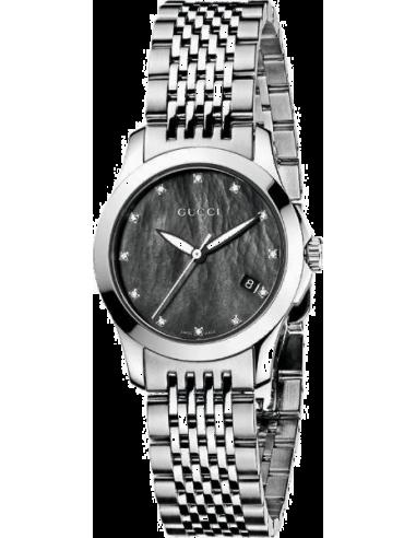 Chic Time | Montre Femme Gucci Timeless YA126505  | Prix : 1,090.00