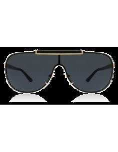 ... Chic Time   Lunettes de soleil Versace VE2140 100287 Masque Noir   Prix    165, 971a53390a39