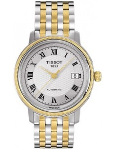 Chic Time | Montre Homme Tissot Bridgeport T0454072203300  | Prix : 720,00 €