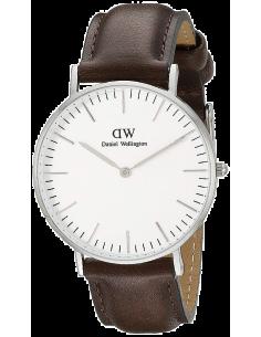 Chic Time | Montre Homme Daniel Wellington Classic Bristol DW00100023 Marron  | Prix : 132,30€