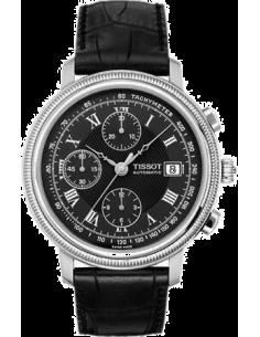 Chic Time   Montre Homme Tissot Bridgeport T0454271605300    Prix : 1,113.60