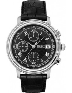 Chic Time | Montre Homme Tissot Bridgeport T0454271605300  | Prix : 1,113.60