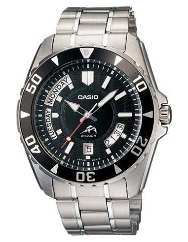 Chic Time | Casio MDV-103D-1AVDF men's watch  | Buy at best price