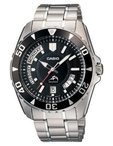 Chic Time | Montre homme Casio Duro200 MDV-103D-1AVDF  | Prix : 119,90€