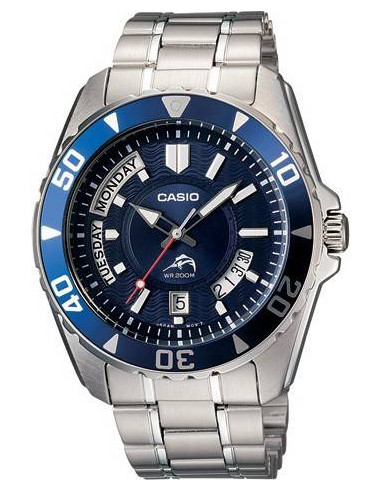 Chic Time | Montre homme Casio Duro200 MDV-103D-2AVDF  | Prix : 79,90€
