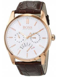 Chic Time | Montre Homme Hugo Boss Classic 1513125 Marron  | Prix : 250,75€