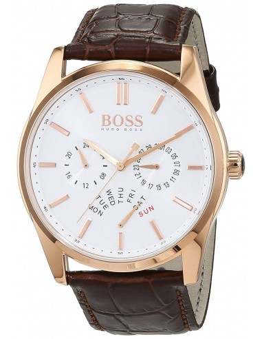 Chic Time | Montre Homme Hugo Boss Classic 1513125 Marron  | Prix : 250,75 €
