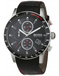 Chic Time | Montre Homme Hugo Boss Rafale 1513390 Noire  | Prix : 289,00€