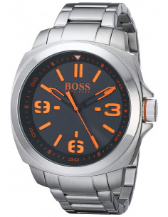 Chic Time | Montre Homme Hugo Boss Boss Orange 1513099 Argent  | Prix : 137,40 €