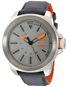 Chic Time   Montre Homme Hugo Boss 1513115 Gris    Prix : 211,65€