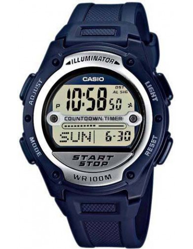 Chic Time   Casio W-756-2AVEF men's watch    Buy at best price