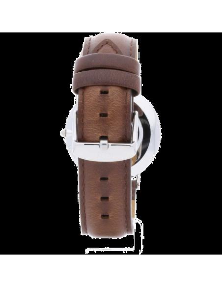 Chic Time | Montre Femme Daniel Wellington Classic Black Bristol Silver DW00100143  | Prix : 143,65€