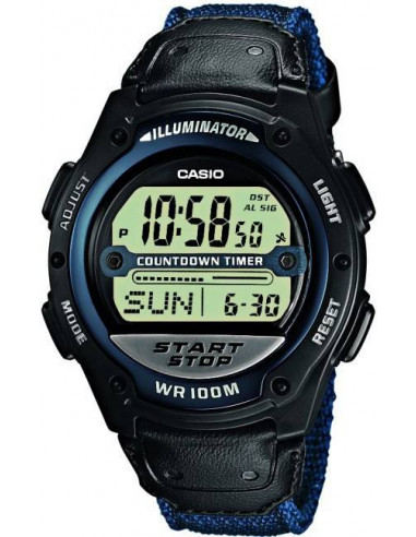 Chic Time   Casio W-756B-2AVEF men's watch    Buy at best price