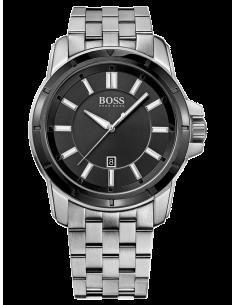 Chic Time   Montre Homme Hugo Boss 1512924 Argent    Prix : 509,15€
