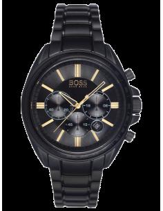 Chic Time | Montre Homme Hugo Boss 1513277 Noir  | Prix : 339,15€