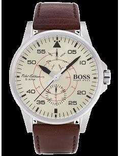 Chic Time | Montre Homme Hugo Boss Aviator 1513516  | Prix : 239,20€