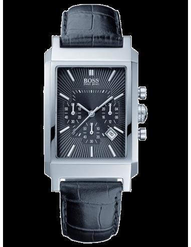 Chic Time | Montre Homme Hugo Boss 1512258 Noir  | Prix : 339,15€