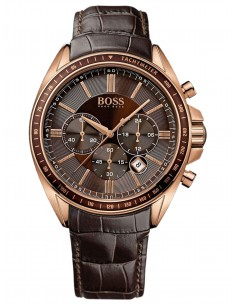 Chic Time | Montre Homme Hugo Boss 1513093 Marron  | Prix : 429,00 €