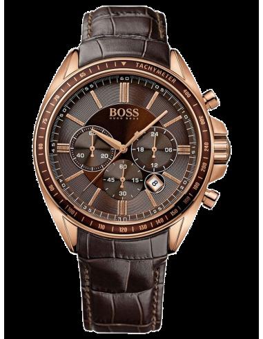 Chic Time | Montre Homme Hugo Boss 1513093 Marron  | Prix : 339,15€