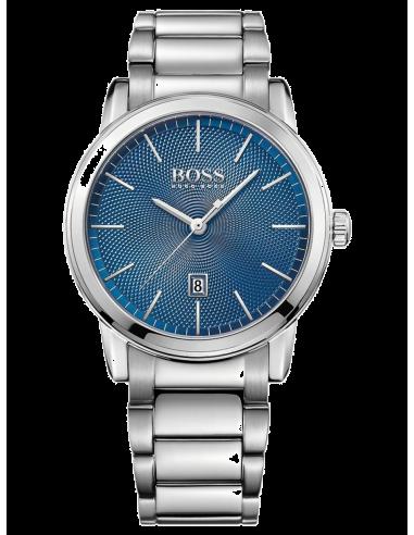 Chic Time | Montre Homme Hugo Boss 1513402 Argent  | Prix : 220,15€