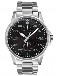 Chic Time | Montre Homme Hugo Boss Aviator Casual Sport 1513518  | Prix : 279,65 €