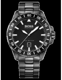 Chic Time | Montre Homme Hugo Boss Deep Ocean 1513231 Noir  | Prix : 429,00€