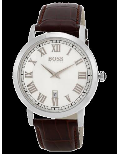 Chic Time | Montre Homme Hugo Boss 1513142 Marron  | Prix : 199,00€