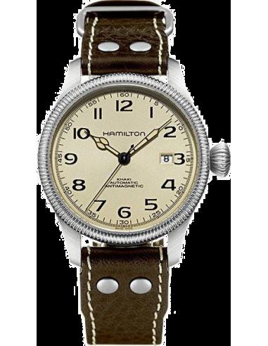 Chic Time   Montre Homme Hamilton Khaki Field Pioneer H60455593    Prix : 975,00€