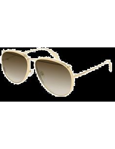 Chic Time   Lunettes de soleil Alexander McQueen Edge AM0170S    Prix : 340,00€