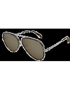Chic Time   Lunettes de soleil Alexander McQueen Iconic AM0173S    Prix : 360,00€
