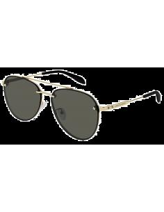 Chic Time   Lunettes de soleil Alexander McQueen Edge AM0183SK    Prix : 290,00€